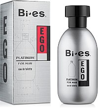 Парфюми, Парфюмерия, козметика Bi-Es Ego Platinum - Тоалетна вода