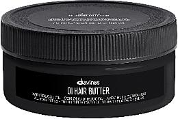 Парфюмерия и Козметика Подхранващо масло за красива коса - Davines OI Hair Butter