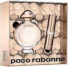 Парфюмерия и Козметика Paco Rabanne Olympea - Комплект (парфюмна вода/50ml + мини марфюмна вода/10ml)