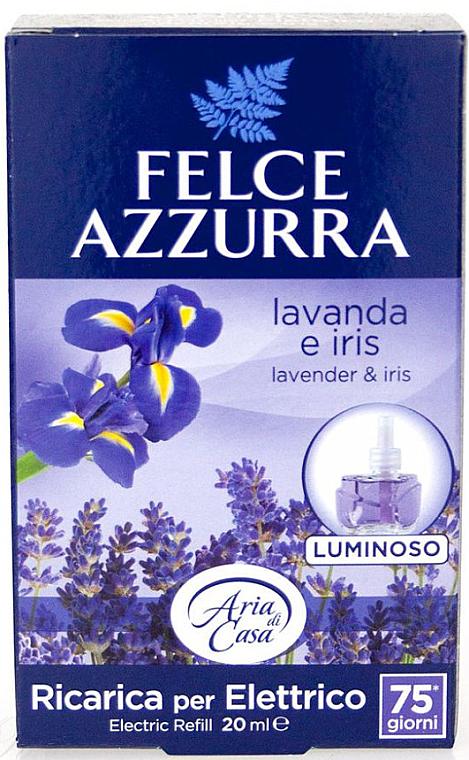 Пълнител за електрически дифузер - Felce Azzurra Lawender & Iris