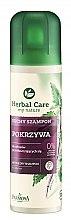 Парфюми, Парфюмерия, козметика Сух шампоан за мазна коса с екстракт от коприва - Farmona Herbal Care Shampoo