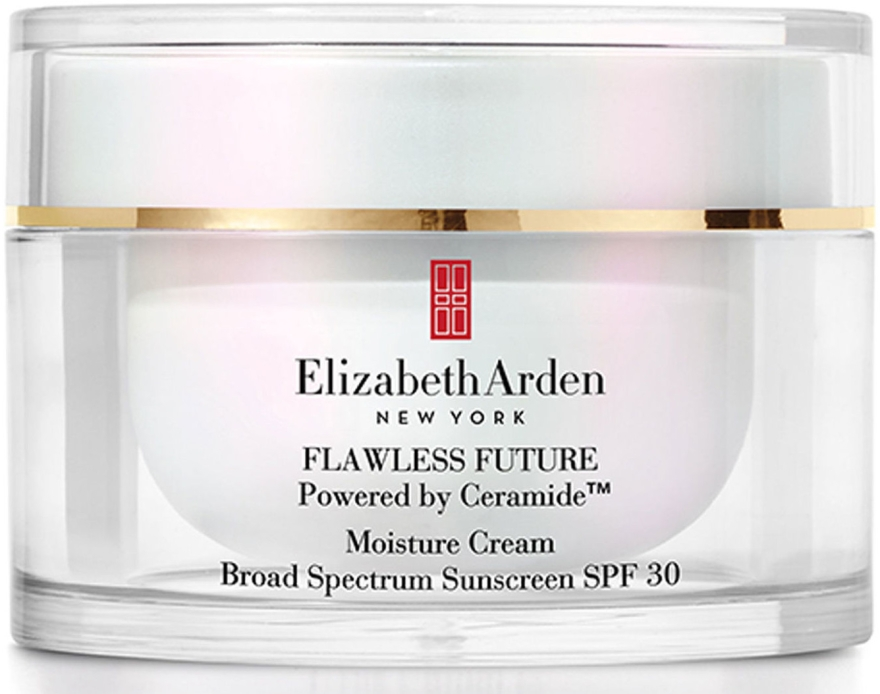 Овлажняващ крем за лице - Elizabeth Arden Flawless Future Moisture Cream SPF30