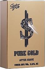 Парфюмерия и Козметика Chat D'or Pure Gold - Балсам след бръснене