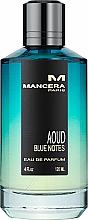 Парфюмерия и Козметика Mancera Aoud Blue Notes - Парфюмна вода