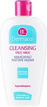 Парфюми, Парфюмерия, козметика Почистващо мляко за лице - Dermacol Cleansing Face Milk