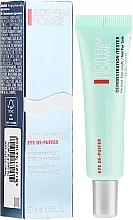 Парфюмерия и Козметика Освежаващ гел за околоочен контур - Biotherm Homme Aquapower Eye De-Puffer (тестер)