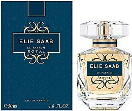 Парфюмерия и Козметика Elie Saab Le Parfum Royal - Парфюмна вода