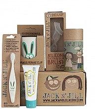 """Парфюми, Парфюмерия, козметика Детски комплект за зъби """"Bunny"""" - Jack N' Jill"""