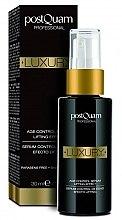 Парфюмерия и Козметика Серум против бръчки - PostQuam Luxury Gold Age Control Serum