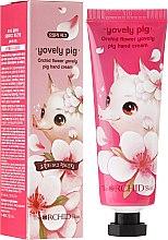 Парфюми, Парфюмерия, козметика Овлажняващ крем за ръце с колаген - The Orchid Skin Orchid Flower Yovely Pig Hand Cream