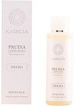 """Парфюми, Парфюмерия, козметика Почистващо средство за лице """"Маточина"""" - Karicia Melisa Cleansing Pruina"""