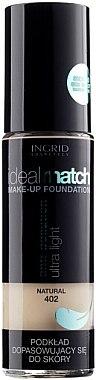 Фон дьо тен - Ingrid Ideal Match Make-Up Foundation