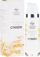 Парфюмерия и Козметика Хидратиращ крем за лице - Calluna Medica Moisturizing Face Cream