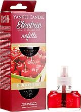 """Пълнител за електрически ароматизатор """"Black Cherry"""" - Yankee Candle — снимка N1"""