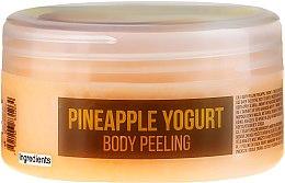 """Парфюмерия и Козметика Пилинг за тяло """"Ананасов йогурт"""" - Stani Chef's Pineapple Yogurt Body Peeling"""