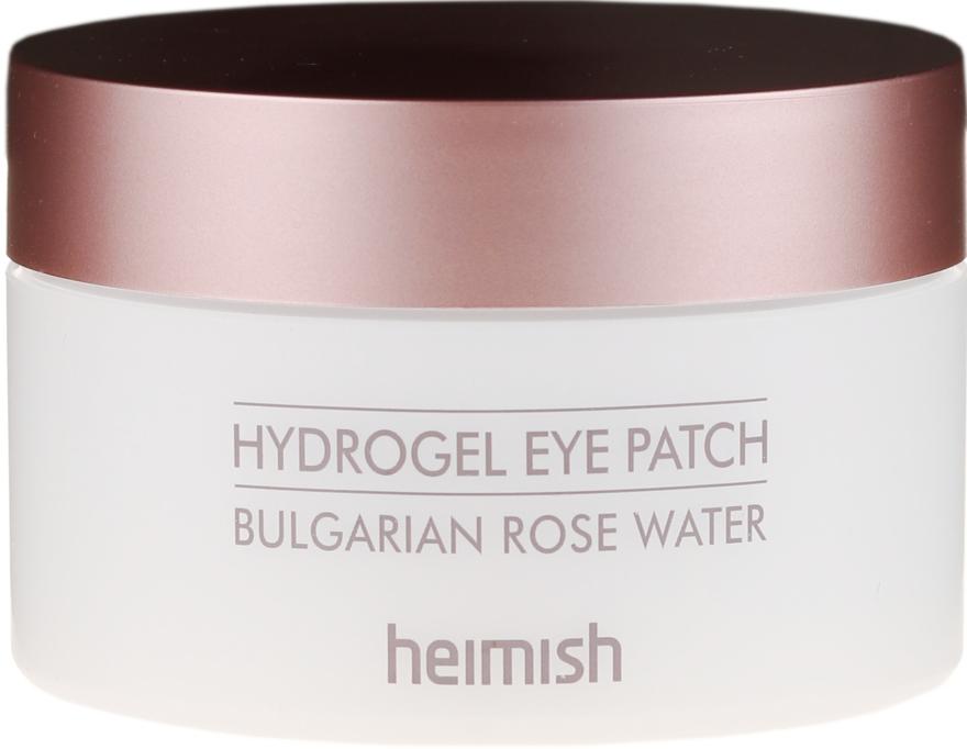 Хидрогелни пачове за очи с екстракт от българска роза - Heimish Bulgarian Rose Hydrogel Eye Patch