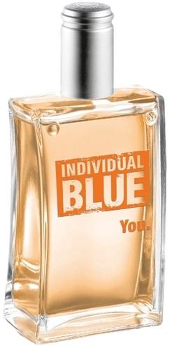 Avon Individual Blue You - Тоалетна вода — снимка N1
