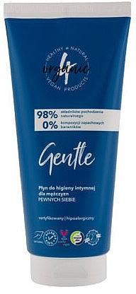 Гел за интимна хигиена за мъже - 4Organic Gentle Man Intimate Gel