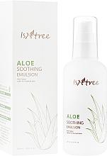 Парфюмерия и Козметика Успокояващ лосион с екстракт от алое - Isntree Aloe Soothing Emulsion