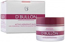 Парфюми, Парфюмерия, козметика Овлажняващ крем за лице за нормална и суха кожа - D'Bullon Programa Hidratante Activo Hidratante B-Jour Cream