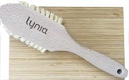 Парфюмерия и Козметика Дървена четка за пети - Lynia