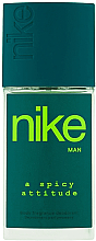 Парфюми, Парфюмерия, козметика Nike Spicy Attitude Man - Дезодорант