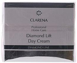 Парфюми, Парфюмерия, козметика Почистващ дневен крем с защита SPF 15 - Clarena Anti Age De LUX Line Diamond Lift Day Cream