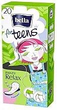 Парфюмерия и Козметика Ежедневни дамски превръзки Bella Panty for Teens Relax, 20 бр. - Bella