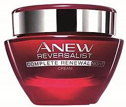 Парфюми, Парфюмерия, козметика Комплексна дневна грижа - Avon Anew Reversalist Night Cream 35+