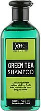 Парфюмерия и Козметика Шампоан за суха и увредена коса със зелен чай - Xpel Marketing Ltd Hair Care Green Tea Shampoo