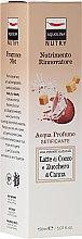 Парфюмерия и Козметика Ароматна вода за тяло - Aquolina Body Mist Nutry Scented Water Milk Coconut and Sugar