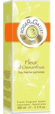 Roger & Gallet Fleur D'Osmanthus - Парфюмна вода — снимка N3