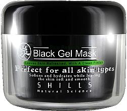 Парфюмерия и Козметика Гел-маска за лице - Shills Black Gel Mask