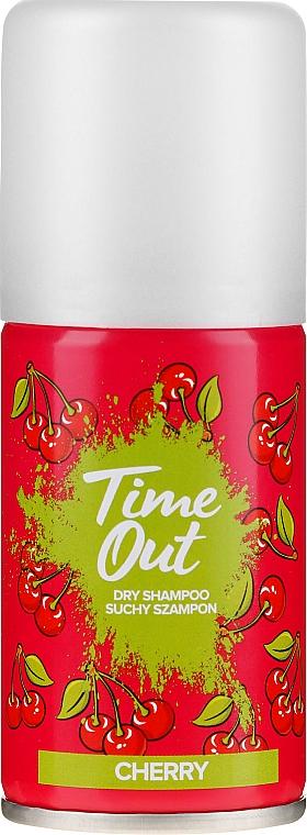 Сух шампоан за коса - Time Out Dry Shampoo Cherry