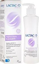 Парфюмерия и Козметика Успокояващ продукт за интимна хигиена - Lactacyd Pharma Soothing
