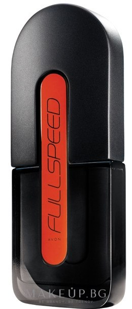 Avon Full Speed - Тоалетна вода — снимка 125 ml