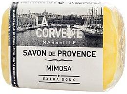 """Парфюми, Парфюмерия, козметика Провансалски сапун """"Мимоза"""" - La Corvette Provence Soap Mimosa"""