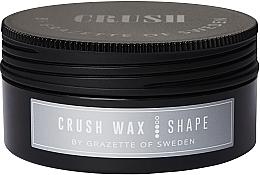 Парфюмерия и Козметика Восък за коса - Grazette Crush Wax Shape
