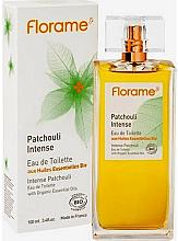 Парфюмерия и Козметика Florame Patchouli Intense - Тоалетна вода