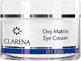 Парфюми, Парфюмерия, козметика Лек околоочен крем - Clarena Eye Vision Line Oxy Matrix Eye Cream