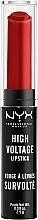 Парфюмерия и Козметика Червило за устни - NYX Professional Makeup High Voltage Lipstick