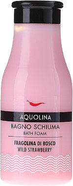 Пяна за вана - Aquolina Bath Foam Wild Strawberry — снимка N1