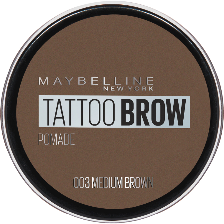 Помади за вежди - Maybelline Tattoo Brow Pomade