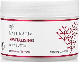 Парфюми, Парфюмерия, козметика Възстановяващо масло за тяло - Naturativ Revitalizing Body Butter