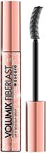 Парфюмерия и Козметика Спирала за мигли - Eveline Cosmetics Volumix Fiberlast Mascara