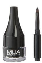 Парфюмерия и Козметика Гел очна линия - MUA Gel Eyeliner