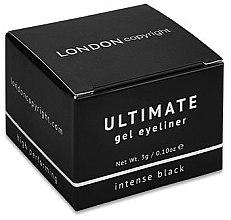 Парфюми, Парфюмерия, козметика Очна линия - London Copyright Ultimate Gel Eyeliner