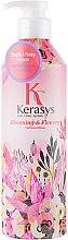 Парфюмерия и Козметика Парфюмен балсам за всеки тип коса - KeraSys Blooming & Flowery Perfumed