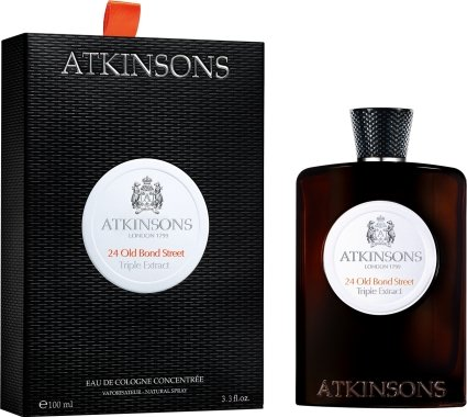 Atkinsons 24 Old Bond Street Triple Extract - Одеколони — снимка N1