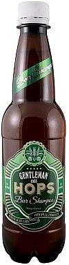 Бирен шампоан - Gentleman Hops Beer Shampoo — снимка N1